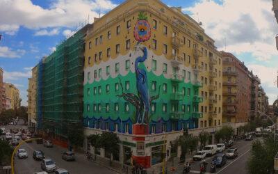 Es una pintura 100% natural que transforma paredes y techos en purificadores naturales del aire