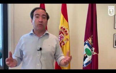 Gracias a Borja Carabante por colaborar una vez más con la Asociación Ibérica de la #fotocatalisis